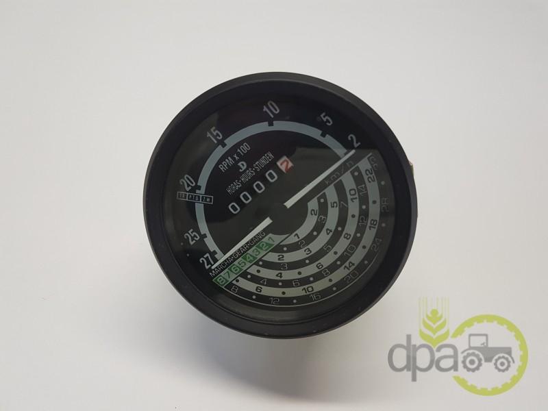 Ceas indicator turometru  John Deere AL30800