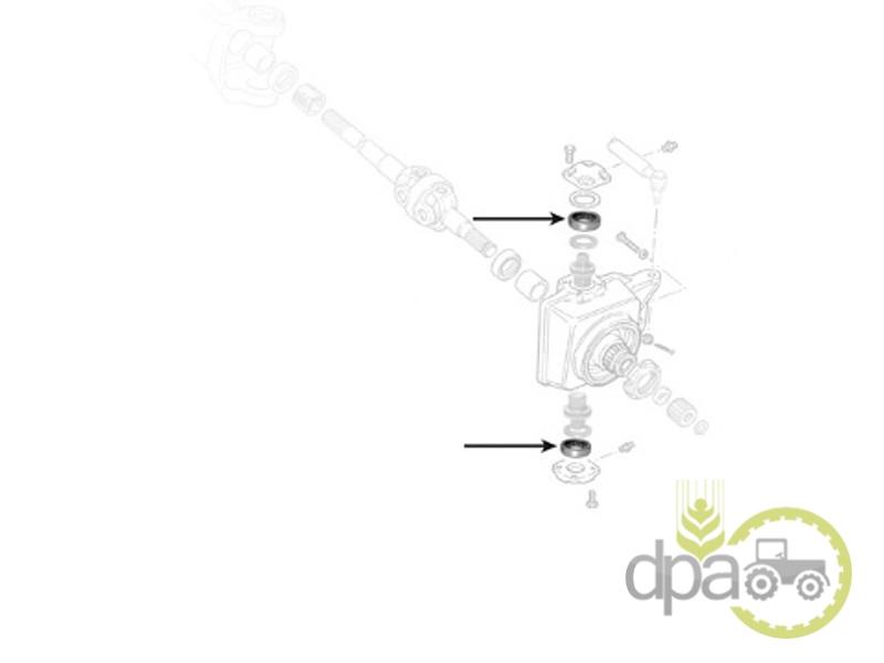 Rulment pivot  New Holland 1042596M1