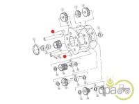 John Deere-Axe reductor-BOLT REDUCTOR CUTIE VITEZA