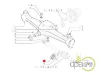 Fiat-Bucse transmisie-BUCSA PLANETARA FATA