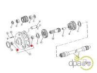 John Deere-Bucse reductor-BUCSA REDUCTOR TRANSMISIE