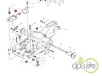 Massey Ferguson-Alte piese sistem ridicare hidraulica-CAPAC MONOBLOC