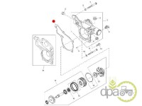 John Deere-Garnituri sistem racire-GARNITURA POMPA APA