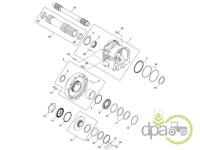 John Deere-Garnituri transmisie-ORING AMBREIAJ TRANSMISIE