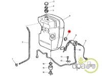 John Deere-Garnituri sistem alimentare-ORING INDICATOR COMBUSTIBIL REZERVOR