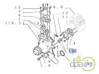 New Holland-Garnituri sistem racire-ORING TEAVA LAGATURA