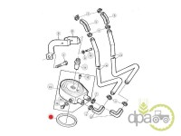 John Deere-Garnituri sistem racire-ORING TERMOFLOT