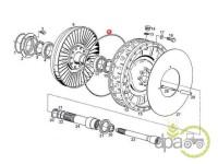Fendt-Garnituri transmisie-ORING TURBOMATIC