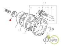 Fiat-Pinioane reductor-PINION PLANETAR FATA