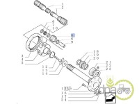 Fiat-Pinioane reductor-PINION SATELIT SPATE