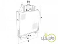 Case IH-Radiatoare-RADIATOR