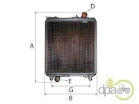John Deere-Radiatoare-RADIATOR