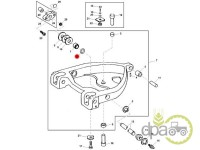 John Deere-Saibe ridicare hidraulica-SAIBA AX RIDICARE HIDRAULICA