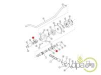 Case IH-Saibe transmisie-SAIBA POMPA ULEI TRANSMISIE