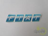Fiat-Embleme-SIGLA AUTOCOLANTA