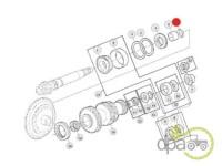 John Deere-Sigurante transmisie-SIGURANTA GRUP CONIC