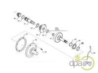 Ford-Simeringuri transmisie-SIMERING TRANSMISIE