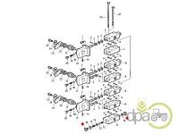 John Deere-Suruburi sistem hidraulic-SURUB DISTRIBUITOR HIDRAULIC