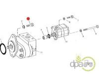 John Deere-Suruburi sistem hidraulic-SURUB POMPA HIDRAULICA